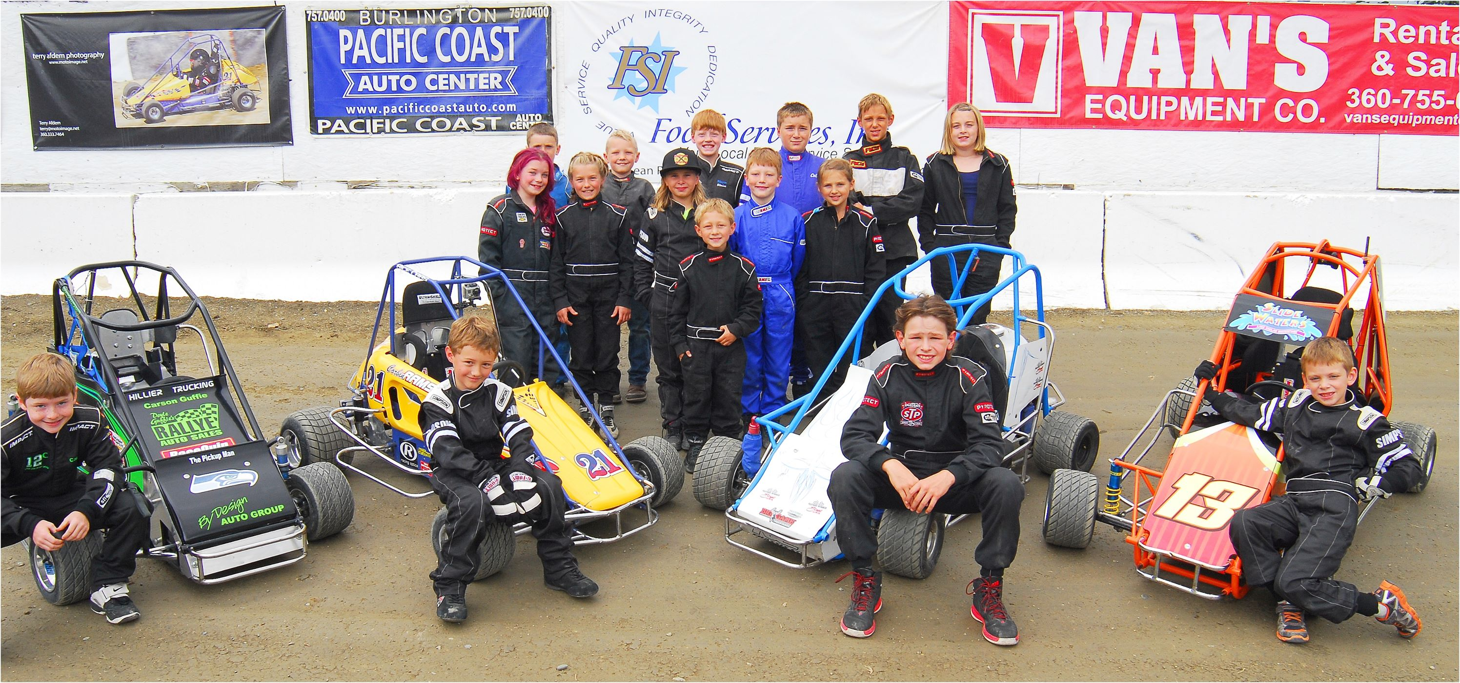 Midget racing in the northwest